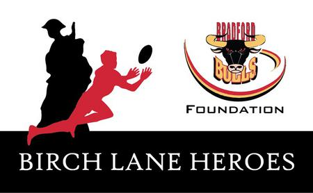Profile picture for Birch Lane Heroes - Bradford Northern Rugby League Football Club
