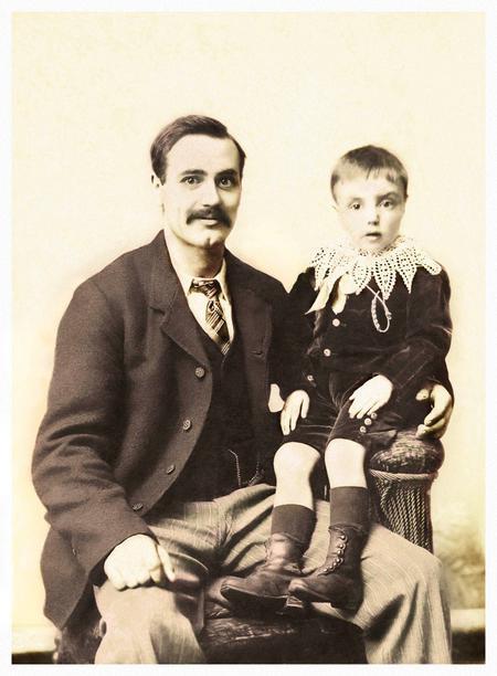 Lewis J Oxborrow and Frederick J B Oxborrow
