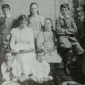 Chavasse Family 1897