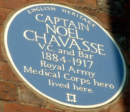 English Heritage plaque