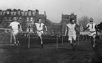 Varsity Games 1907