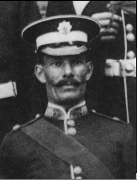 Lieutenant-Colonel R.W.Beacham