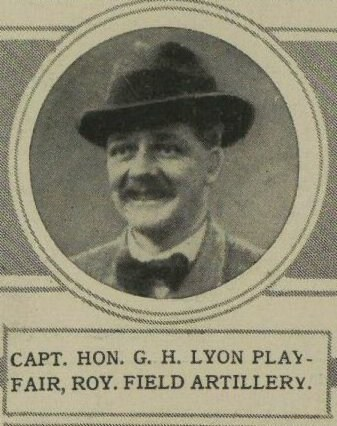 Profile picture for Lyon George Henry Lyon Playfair