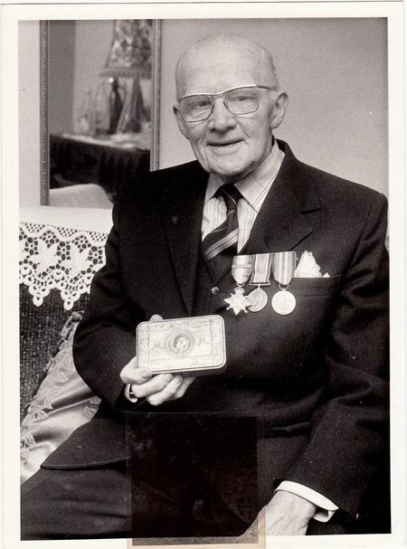 Profile picture for Albert William Moren