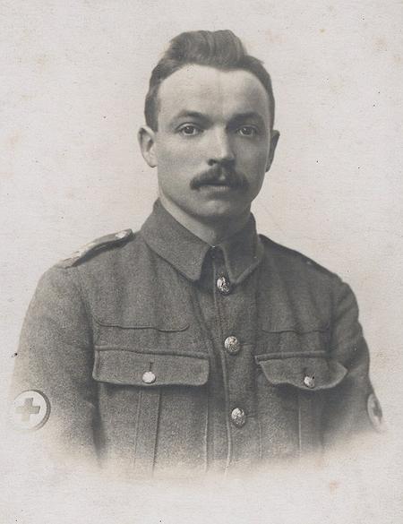 Profile picture for Frank Bainbridge