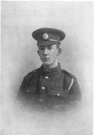 Profile picture for Robert Cecil Bernard Cooper