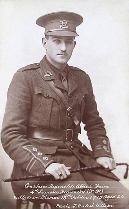 Profile picture for Reginald Alfred Faire
