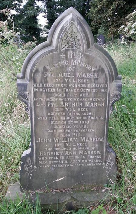 Profile picture for Arthur Marsh