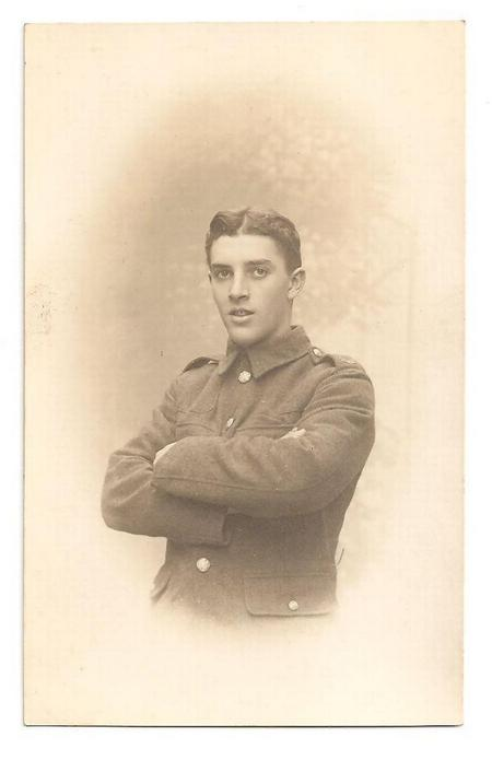 Profile picture for Alfred Thomas Griffiths