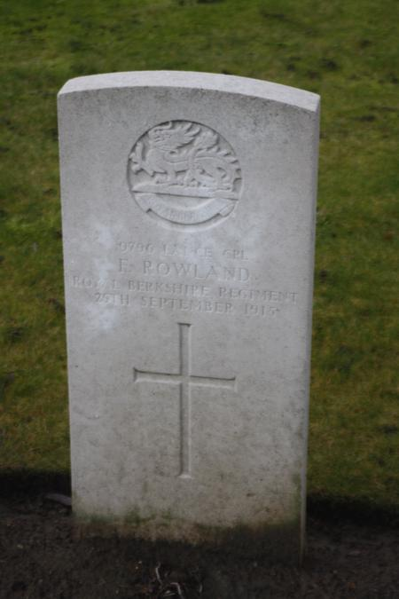 Profile picture for Francis Joseph Rowland