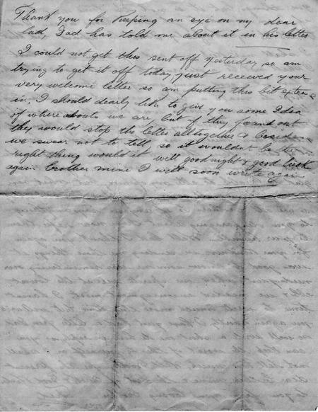 Letter from France, Page 4 of 4