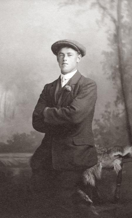 Profile picture for George Edwin Miles
