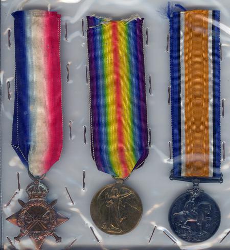 WW! Wae Medals