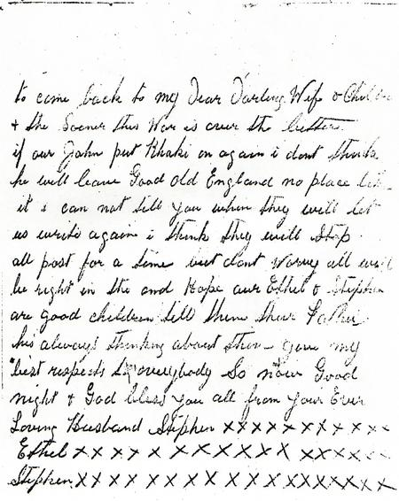Letter two