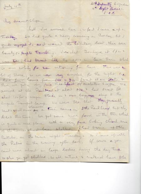 ACN letter July 1915 first page
