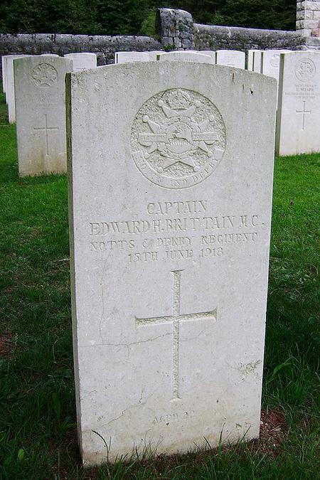 Edward's Grave