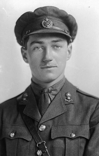 Profile picture for William Edmund Robarts Blood