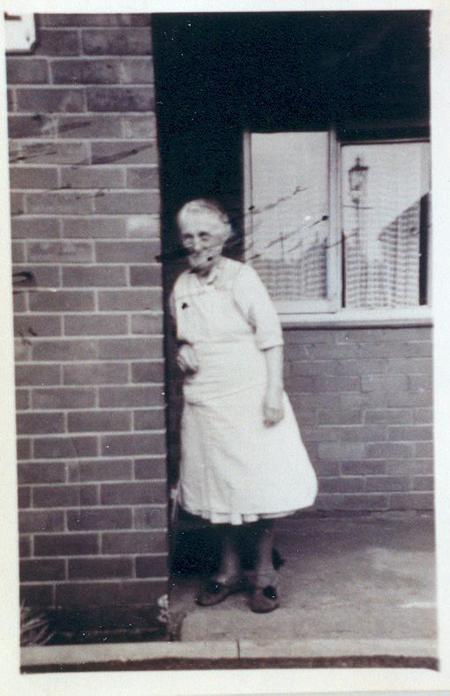 1963 photo of Ellen Audsley