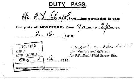 Duty Pass