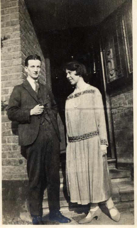 Brian and Eileen Chaplin