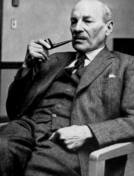 attlee in later years