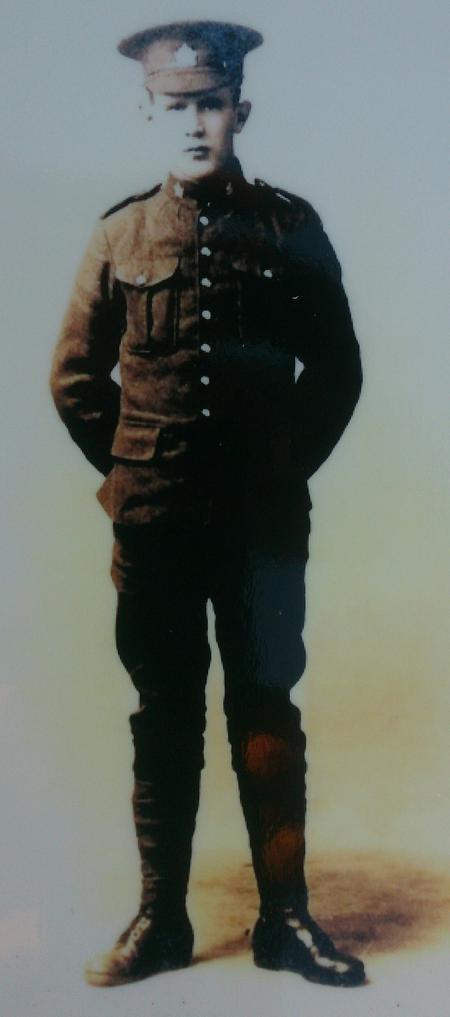 Profile picture for Ronald Mackinnon