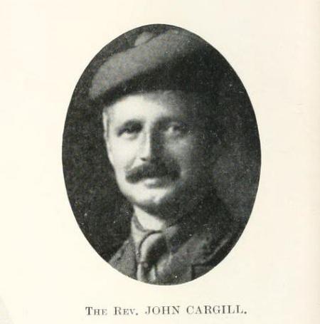 Profile picture for John Cargill