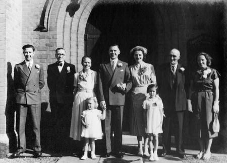 Son Edward's Wedding