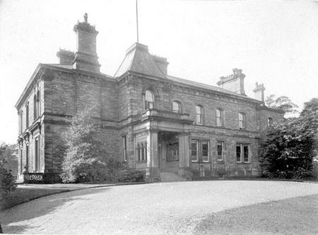 Royds Hall - Huddersfield War Hospital