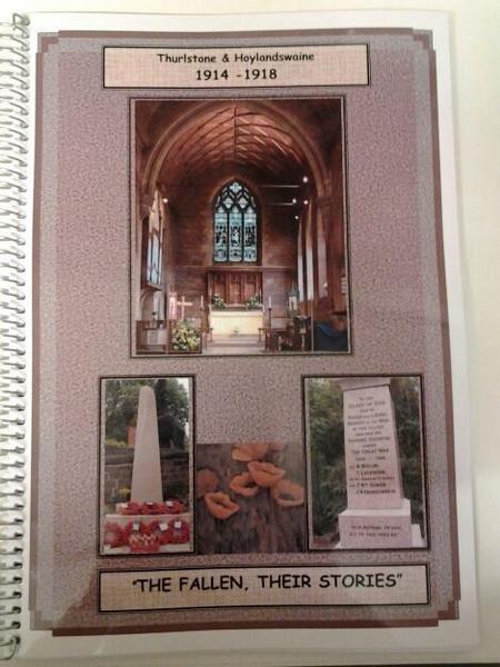 Thurlstone & Hoylandswaine book cover