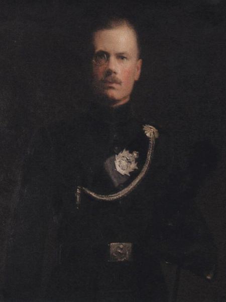 Captain Ronald Rose, Cameronians