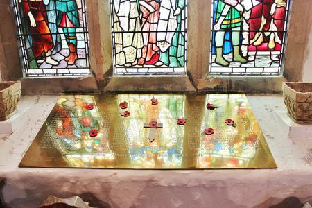 War Memorial Newton Church, Porthcawl.
