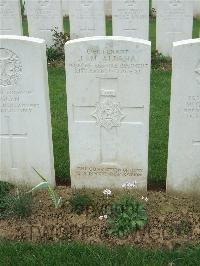 CWGC Headstone  - TWGPP photo