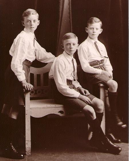 Joseph Taylor's sons