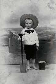 Toddler Henry