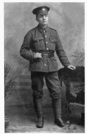 Profile picture for Arthur Dudley Melhuish