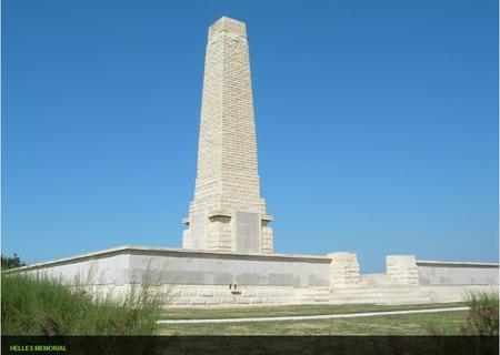 Helles Memorial Gallipoli