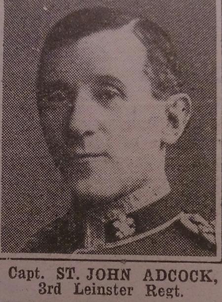 Profile picture for S E John Adcock