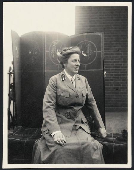 Profile picture for Agnes Elizabeth Lloyd Bennett