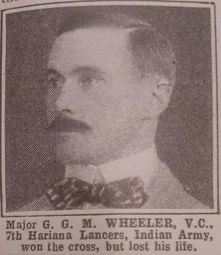 Profile picture for George Godfrey Massy Wheeler