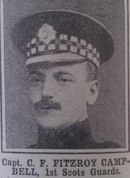 Profile picture for Colin Frederick Fitzroy Campbell