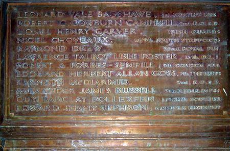 WW1 Memorial, Rangoon