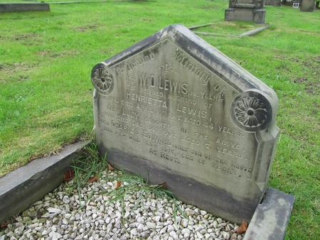 Profile picture for William Daniel Lewis