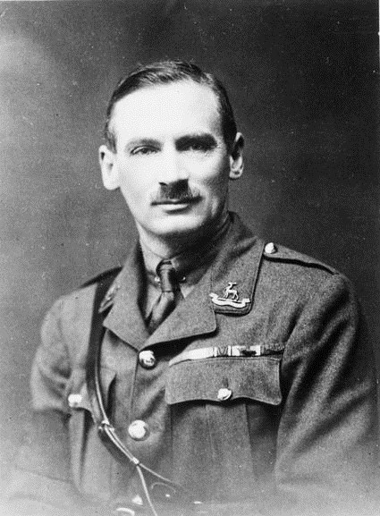 Profile picture for Bernard Law Montgomery, K.