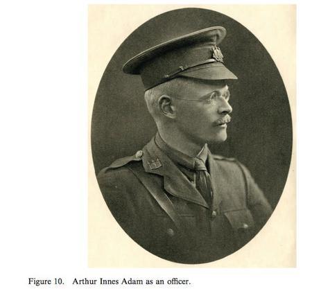 Profile picture for Arthur Innes Adam