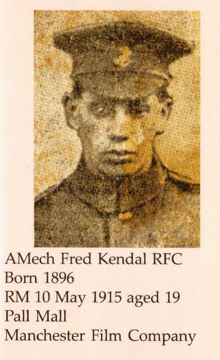 Profile picture for Fred Kendall