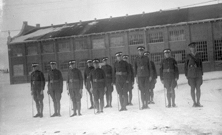 Canadian Officers Training Corps,