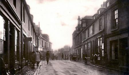 Main Street, Dalry