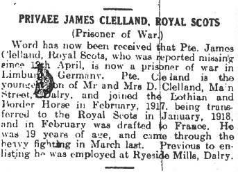 The Ardrossan & Saltcoats Herald - 24 May 1918