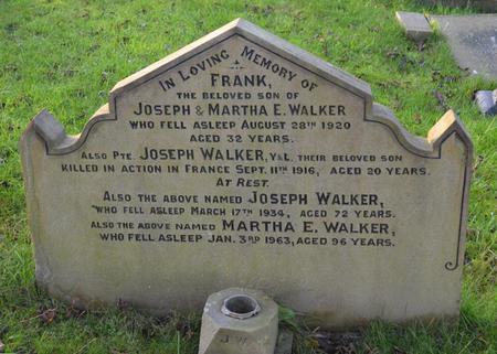 Profile picture for Joseph Walker